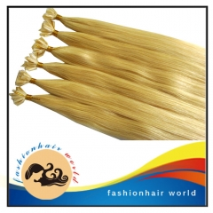 Best quality nail u tip hair extensions 005 1546 100 human remy u tip hair extensions 05g per strand pmusecretfo Image collections